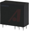 Relay;E-Mech;Power;DPDT;Cur-Rtg 5A;Ctrl-V 24AC;Vol-Rtg 250/30AC/DC;PCB Mnt;8 Pin -- 70176211