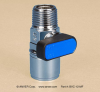 Miniature Ball Valve -- BVC-12-MF