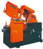 Fully Automatic Saw with Hydraulic Shuttle Vise -- AH-460H