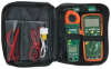 EXTECH INSTRUMENTS - TK430 - DMM Clamp Meter AC Voltage Detector -- 120876