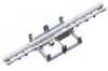 Timing Belt Conveyors - Belt Pitch Adjustable Dual Track, Center Drive, 2-Slot Frame -- CVSTDC Series