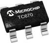 Thermal Management, Brushless DC Fan Controllers and Fan Fault Detectors -- TC670