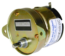DC motor from Stock Drive Products/Sterling Instrument