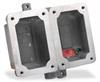 Haz-Loc Splice/Device Box: double gang, (1) 3/4 inch hub -- FXB-8 -- View Larger Image