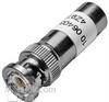 3-slot 78 OHM TRB MIL-STD-1553 DATA BUS Terminator Plug - No chain -- 10-06403-025