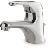 Lavatory Faucet,1 Lever,1.5 GPM -- 4THP6