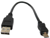 10ft USB 2.0 A Male to Micro USB Male Cable -- USB2MC-10MM - Image