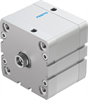 ADN-80-25-I-P-A Compact cylinder -- 536366-Image