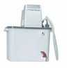Aspirator Pump, 18 L/min, 9.5l Bath, 230 VAC -- GO-35031-10