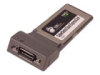 SIIG CyberSerial Dual ExpressCard - Serial adapter - ExpressCard -- X04196