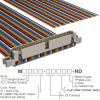 Rectangular Cable Assemblies -- M1YXK-5036R-ND -- View Larger Image