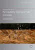 TR31 Permeability Testing Of Site Concrete Technical Document -- Technical Report 31