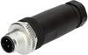 M12 field wireable Weidmüller SAIS-4/9 - 1807340000