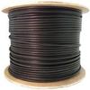 Wire CAT5e Data 24G Black 1000 Reel -- 1075554