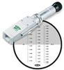 VEE GEE Handheld Refractometer, Refractive Index -- V43053
