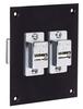 Universal Sub-Panel, Two ECF504-UABS Couplers -- REF00008 -Image