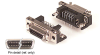 D-Shaped Connectors - Centronics -- H10035-ND
