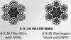 6 X 19 Class Galvanized Wire Rope - Image