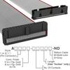 Rectangular Cable Assemblies -- A3DKB-3406G-ND -Image
