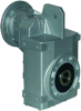 Shaft mounted helical gear units -- RF Series