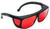 Laser Safety Glasses for KTP and Dye -- KOS-5310