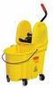Mop Bucket with Down Press,35 Qt -- 8DKK9