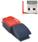 Wireless Safety Foot Switch -- RF GFI SW2.4-safe -- View Larger Image