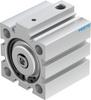 Short-stroke cylinder -- AEVC-40-25-I-P -Image