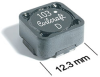 MSD1260T Series High Temperature Shielded Coupled Power Inductors -- MSD1260T-154 -Image