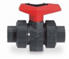 161.546.341 - George Fischer Type 546 Ball Valve, PVC with EPDM seals, 3/8