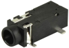 Barrel - Audio Connectors -- CP-SJ2-3592B-SMT-CT-ND