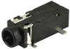 Barrel - Audio Connectors -- CP-SJ2-3592B-SMT-TR-ND