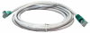 1ft CAT6 550 MHz Snagless Crossover Cable -- CAT6-X01