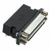 D-Shaped Connectors - Centronics -- 0743371038-ND