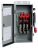 Single Throw Safety/Disconnect Switch -- DH227FDK - Image