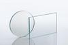 Plate Beamsplitter Standard Range 50/50 NIR 530-1070nm 40x25x3mmthk -- BHE4007 -Image