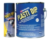 1 Gallon Rubber Dip - Black -- 38059 - Image