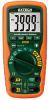 Heavy Duty Industrial Multimeter -- EX505