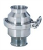 Stainless Steel Sanitary Check Valve, 1-½