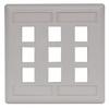 Datacommunication Face Plate -- IFP29OW - Image