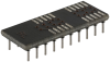 Sockets for ICs, Transistors - Adapters -- A325-ND