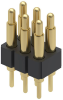 Rectangular Connectors - Spring Loaded -- ED10673-ND