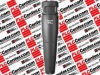 TELEX CO4 ( MICROPHONE; TRANSDUCER FUNCTION:MICROPHONE; DEVICE TYPE:MICROPHONE; DIRECTIVITY:CARDIOID; CONNECTOR TYPE:XLR; SENSITIVITY:2.2MV/PA; OUTER DIAMETER:23M ) -Image