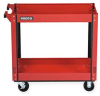 Utility Cart,37 1/2Wx20 1/2D,2 Shelves -- 3LVT7