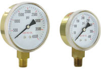 how to select mechanical pressure gauges