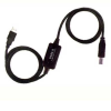 30ft USB2.0 Active Repeater Cable, A-Male/B-Male -- 1501-SF-52 - Image