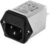 Power Entry Module W/ Fuse -- FN 9260X-2-Y