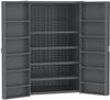 Cabinet, HD Steel Bin Cabinet w/ Shelves -- HD4824A - Image
