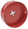 Hole Saw: bi-metal HSS, 5-1/4 inch (133mm) diameter -- 106133 -- View Larger Image