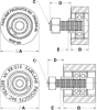 Roller -- Stud Mount Solid: Precision Bearing